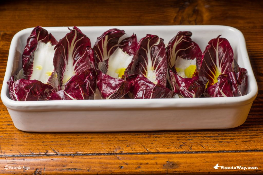 The Baked Radicchio Rosso