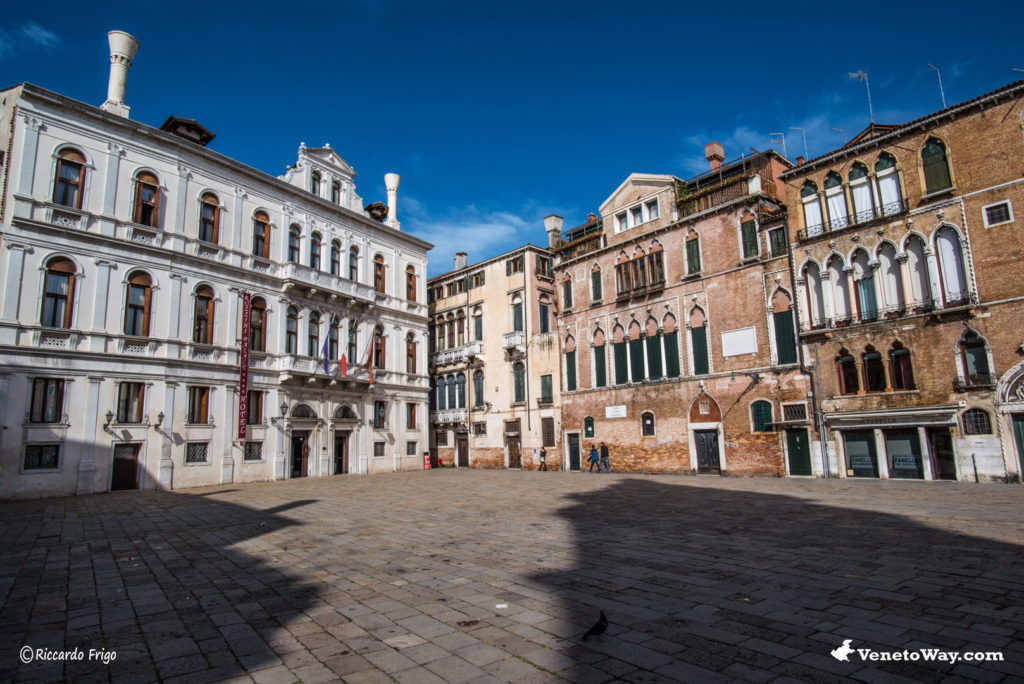 Weekend in the Castello District