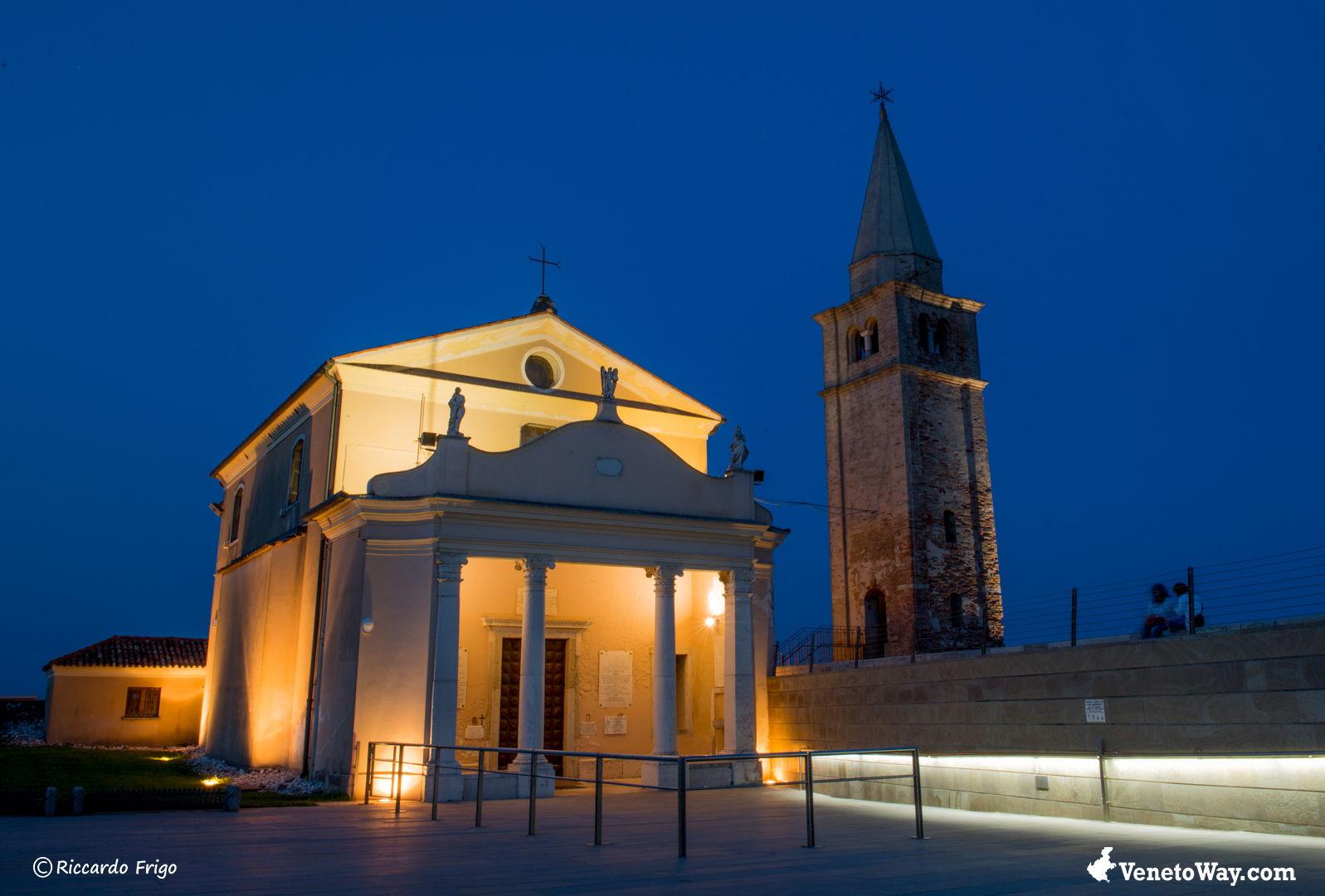 Santuario della Madonna dell'Angelo - Caorle