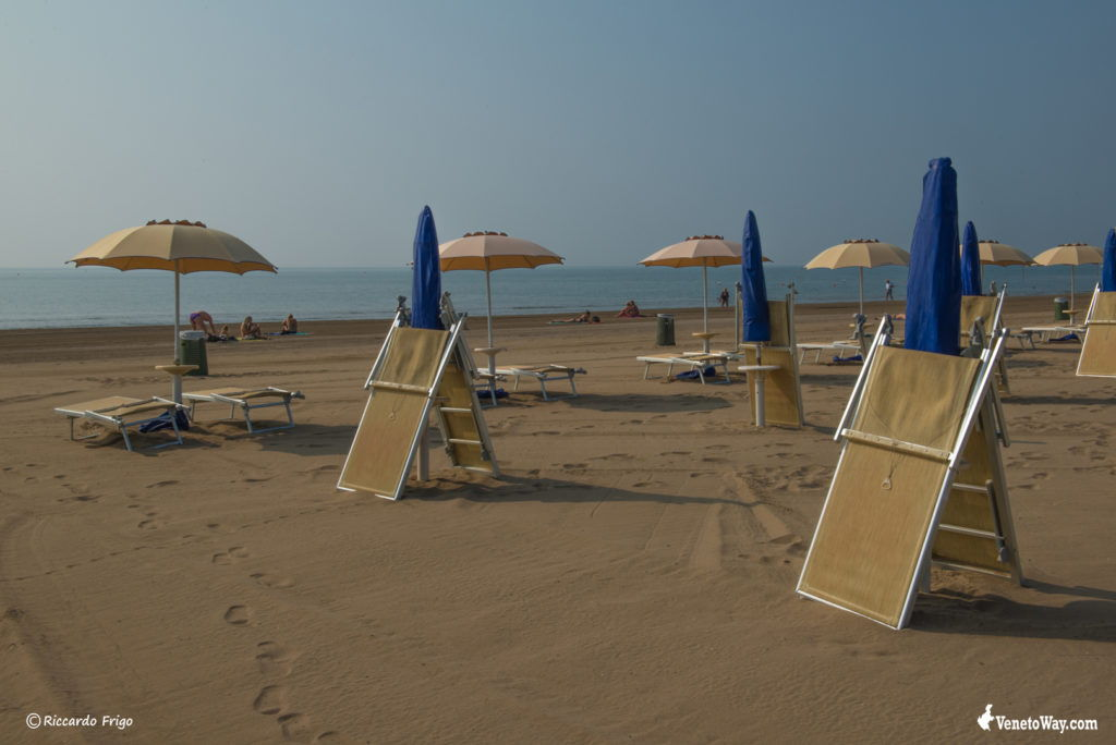 Le spiagge veneziane