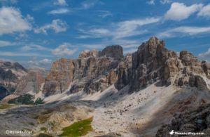Grande Lagazuoi - Dolomiti Ampezzane