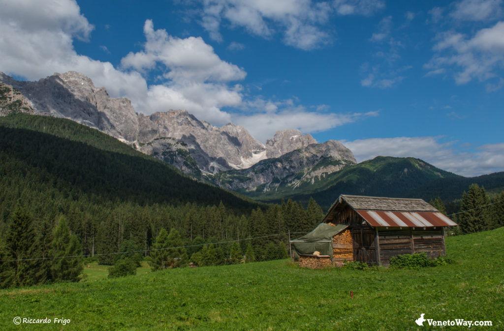 Gruppo del Popera - Da Cortina d'Ampezzo a Longarone