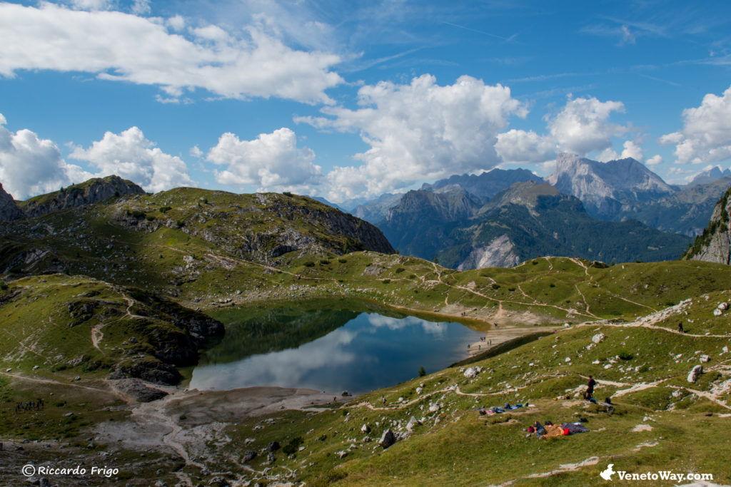 Lago di Coldai - Gruppo del Civetta