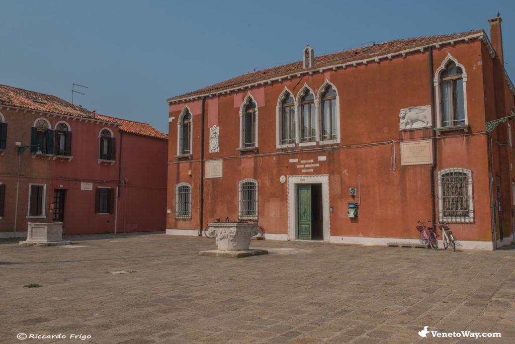 Malamocco - Ciclabile da Chioggia al Lido di Venezia