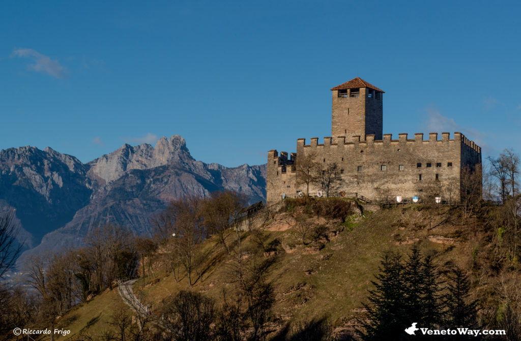 Mel - Castello di Zumelle