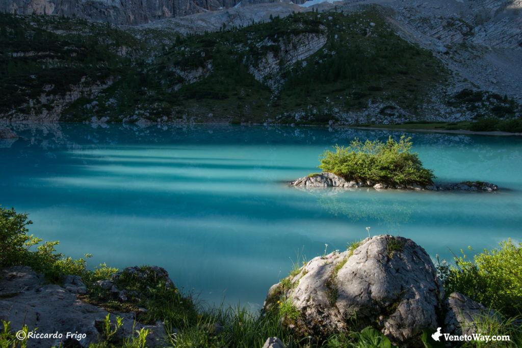 The Sorapiss Lake