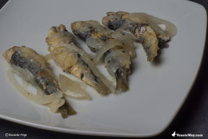 Le ricetta Sarde in Saor