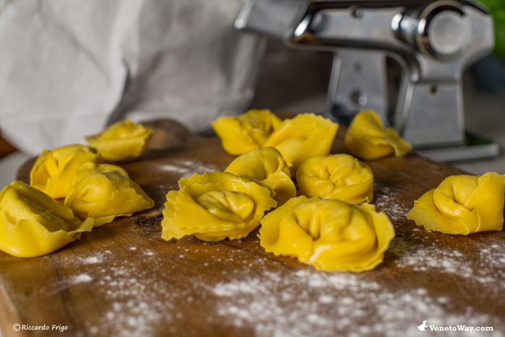 Tortellini from Valeggio sul Mincio