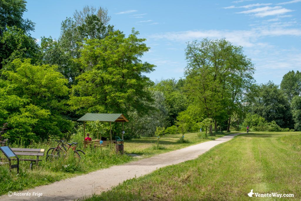The Cycle Route from Asolo to Castelfranco Veneto