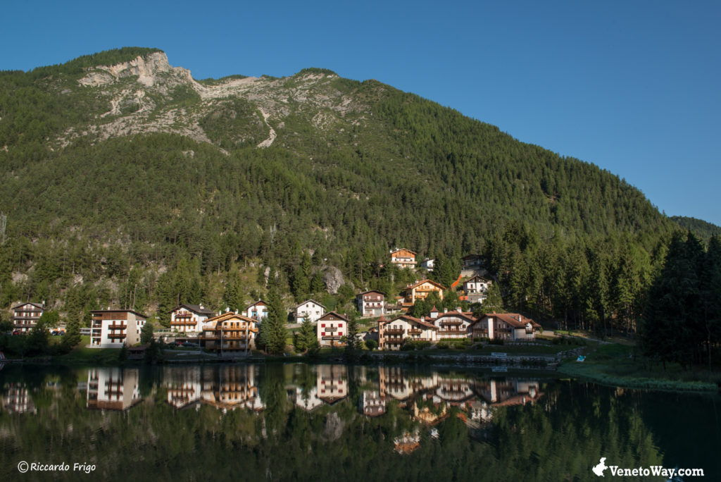 Lago di Alleghe
