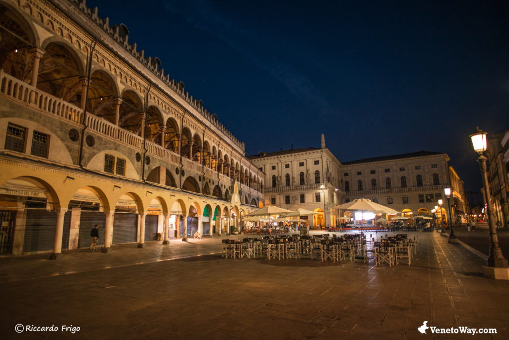 Le Piazze di Padova