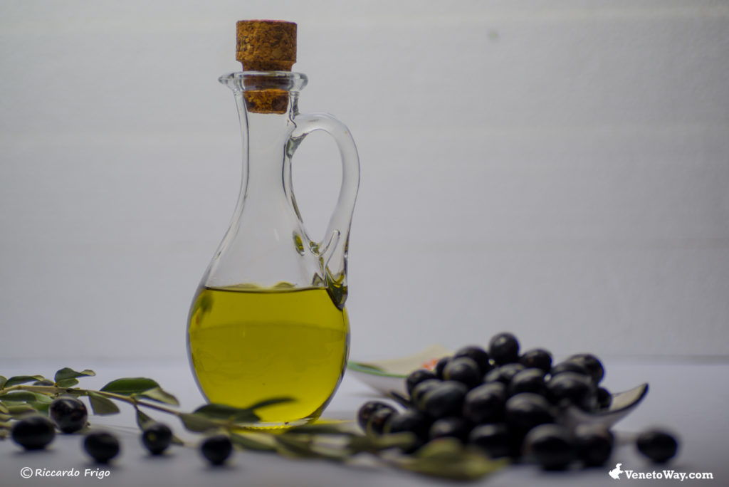 Veneto extra virgin olive oil