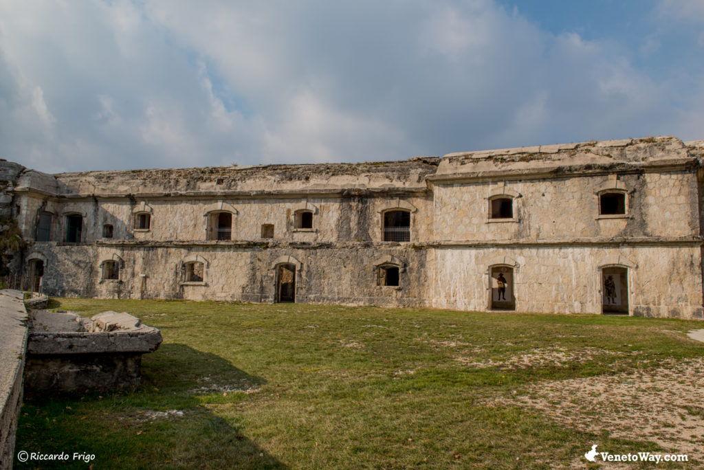 The Corbin Fortress