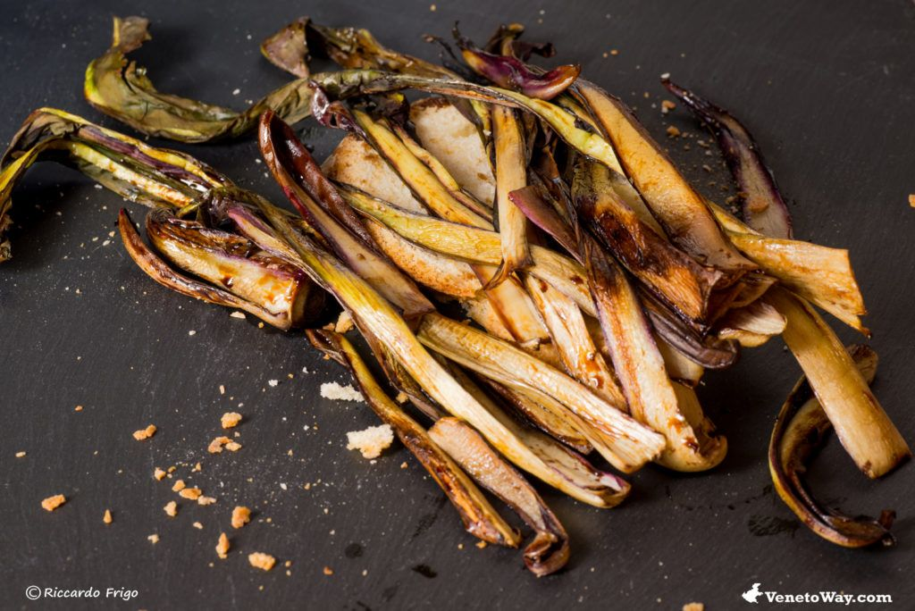Radicchio with Balsamic Vinegar