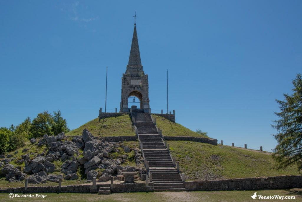 The Mount Cimone Ossuary