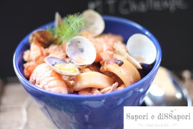 Zuppa di Pesce alla Chioggiotta