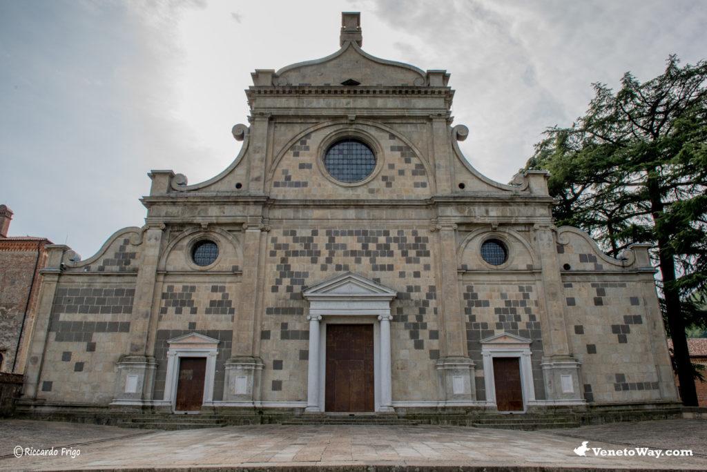 The Praglia Abbey