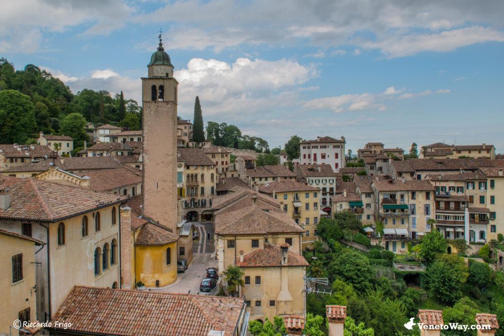 Borghi of the Veneto region