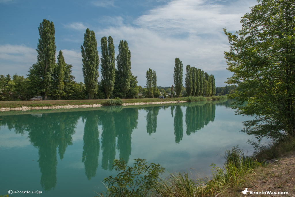 Cycle Route of Mincio River