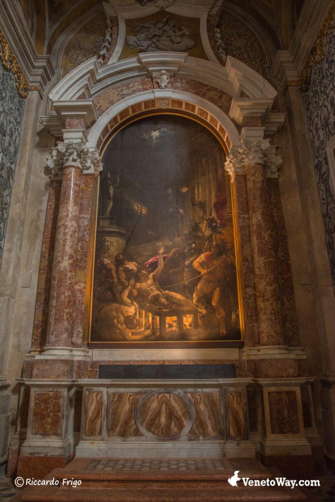 The Gesuiti Church