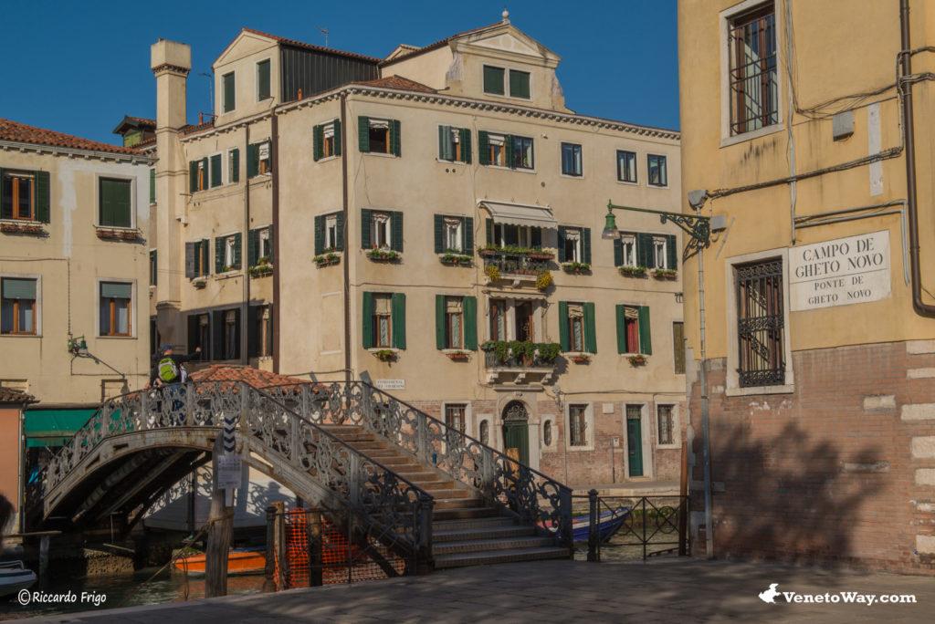 The Venezia Ghetto