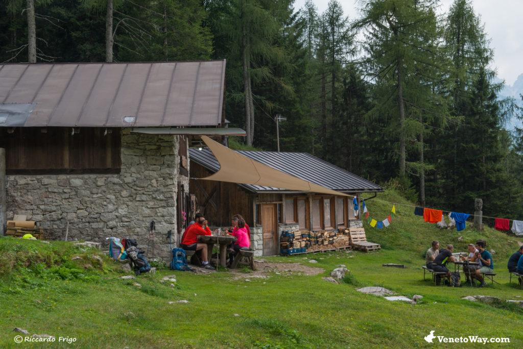 Bosconero Rifugio Excursion