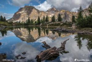 The Ampezzo Dolomites