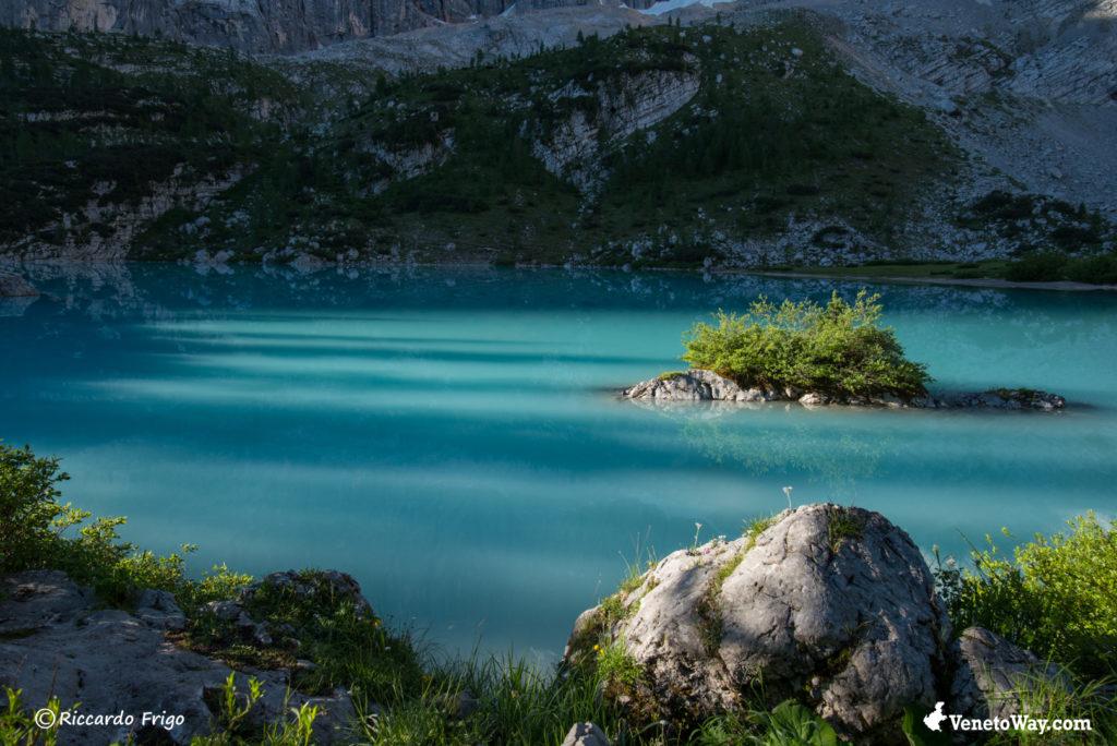 The Sorapiss Lake Excursion
