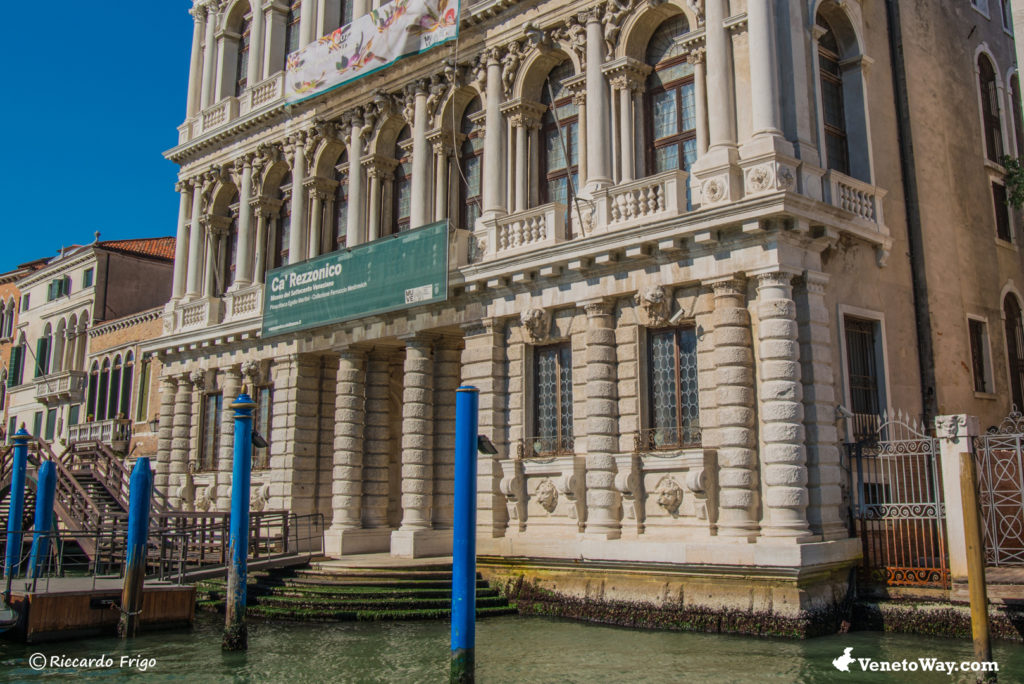 Ca' Rezzonico Palace