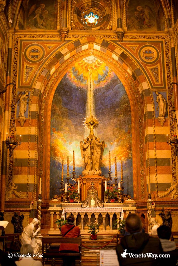 The Saint Antonio Basilica