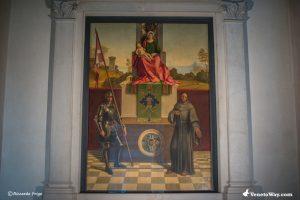 La Pala di Castelfranco - di Giorgione