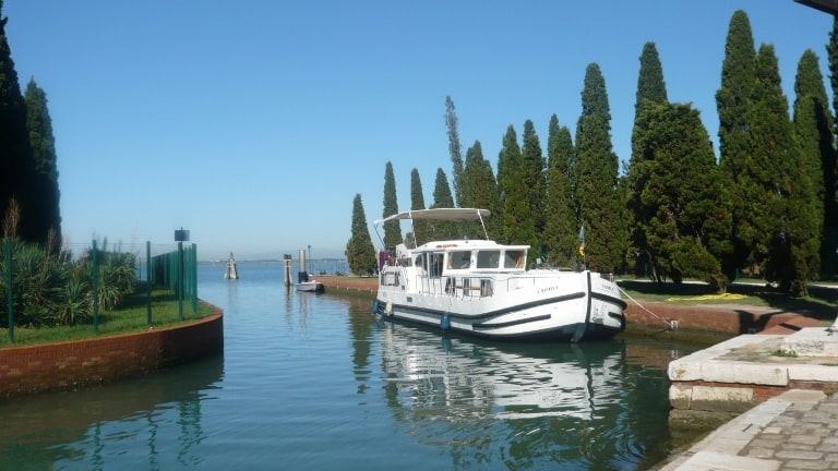 Vacanze in Houseboat Venezia