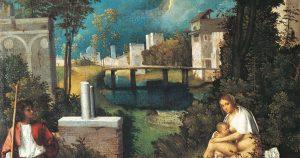 La Tempesta - di Giorgione