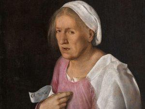 La Vecchia - di Giorgione