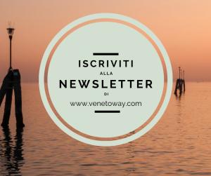 Newsletter - Guida della Regione Veneto