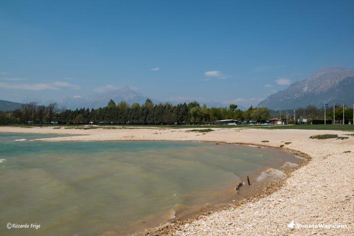 Lago di Santa Croce - Alpago