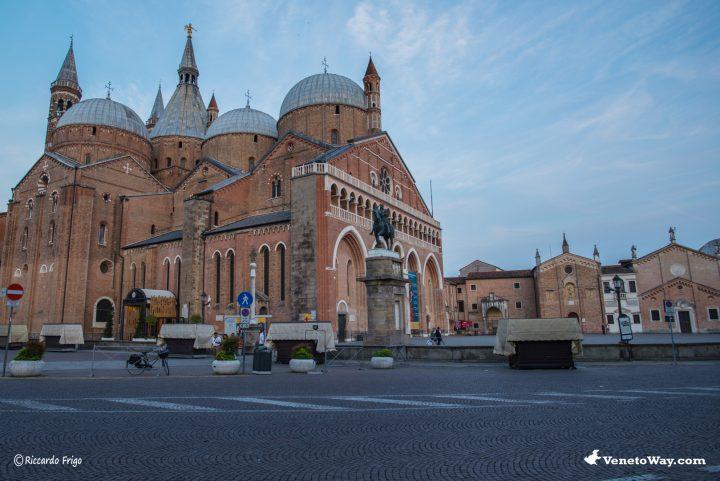 La Basilica di Sant Antonio