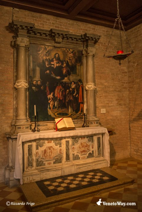 La Basilica Santa Giustina