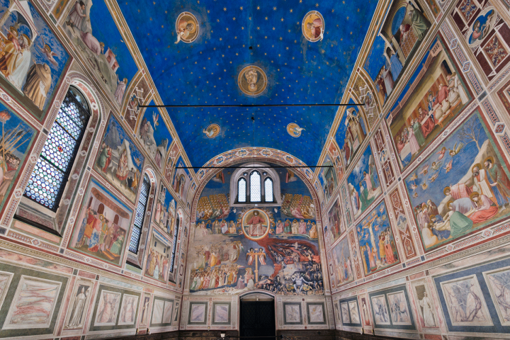 La Cappella degli Scrovegni