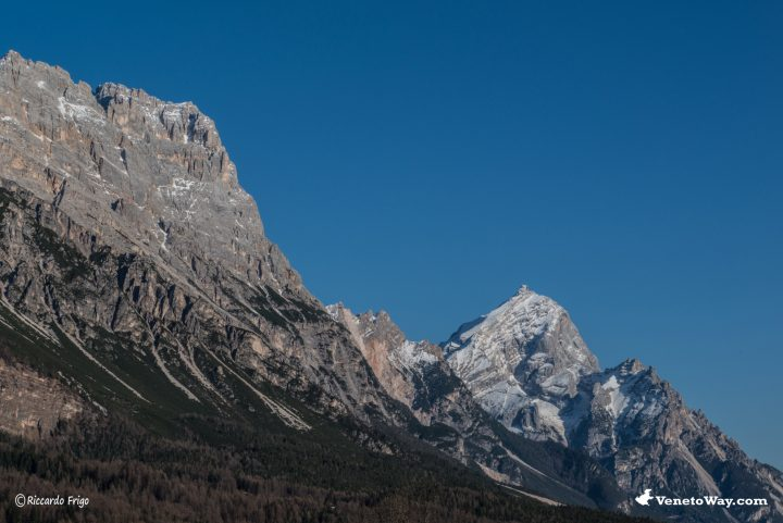 Monte Antelao - Cortina d'Ampezzo