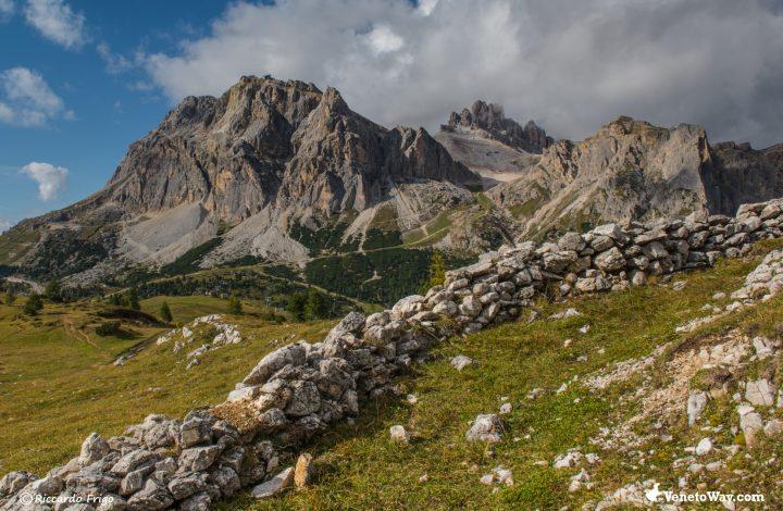 Lagazuoi - Escursione al Rifugio Nuvolau