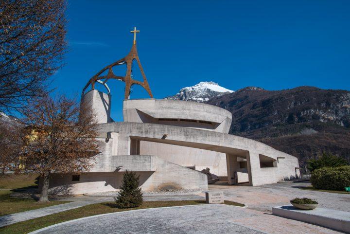 Chiesa di Santa Maria Immacolata - Longarone