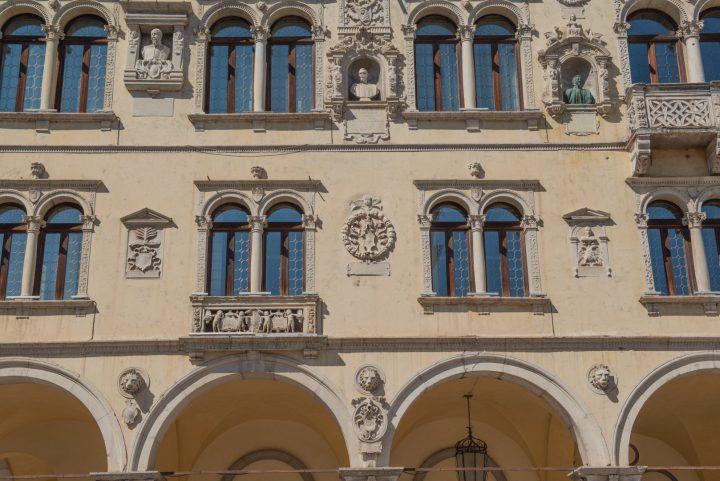 Il Palazzo dei Rettori