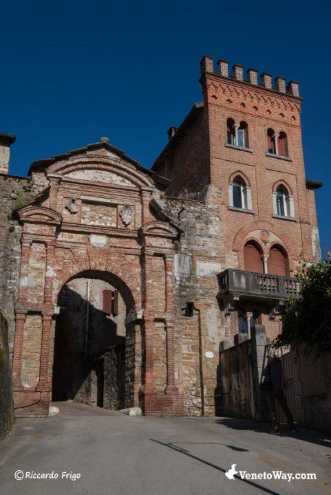 Porta Rugo - Le Fortificazioni Romane