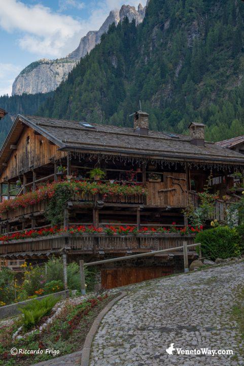 Il Borgo di Sottoguda