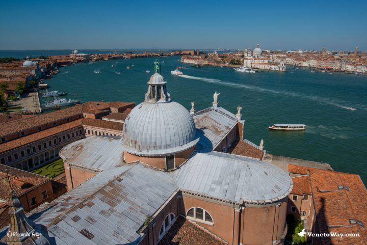 La Basilica di San Giorgio Maggiore