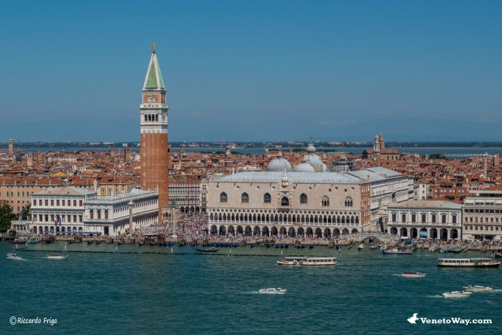 Piazza San Marco - Palazzo Ducale