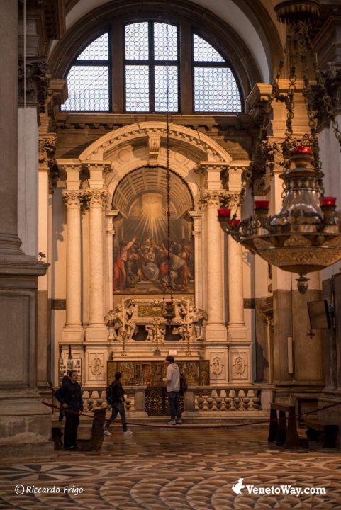 La Basilica di Santa Maria della Salute
