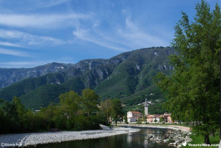Solagna - La Passeggiata del Fiume Brenta