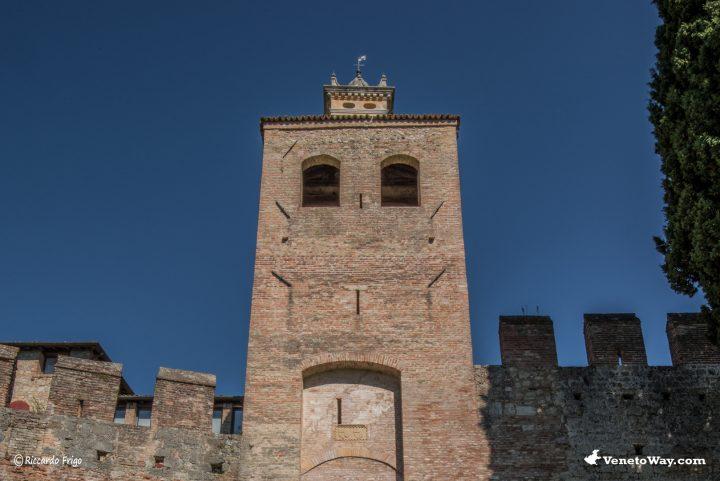Castello di San Salvatore - Susegane